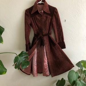 "Handmade ""vintage"" coat"
